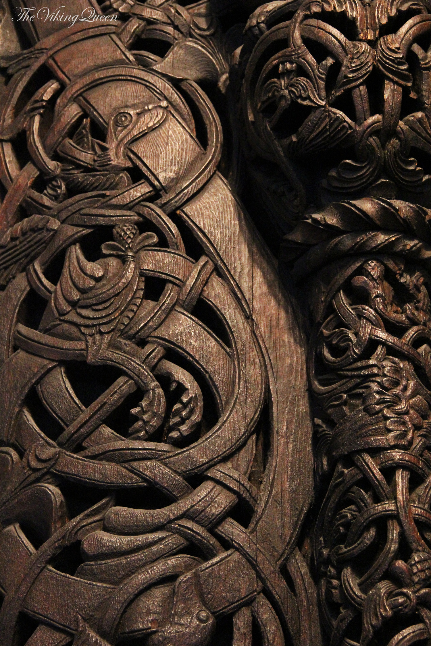 Norse wood carving bing images