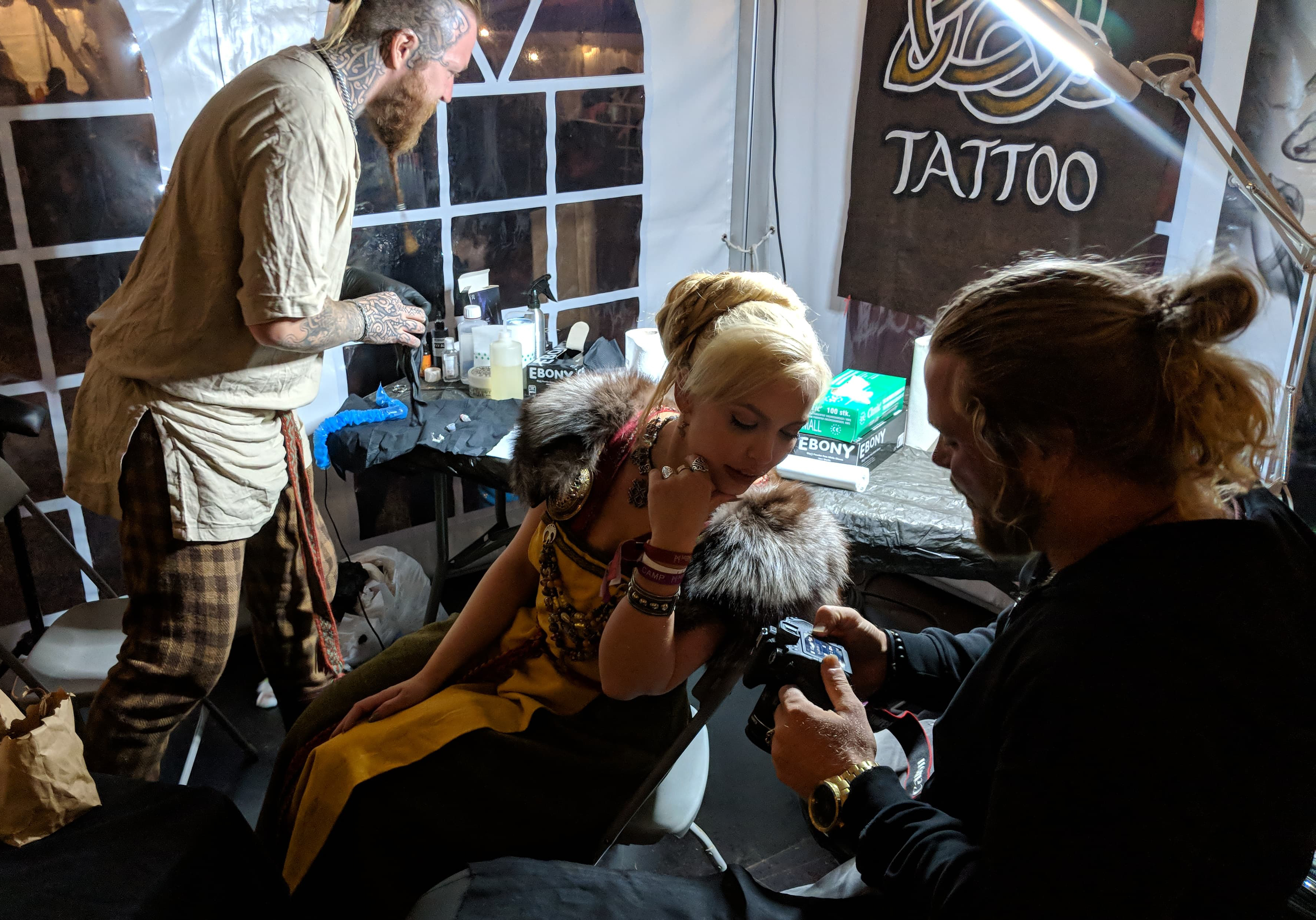 tattovering